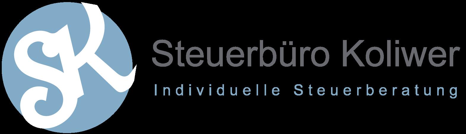 Steuerbuero Koliwer Logo